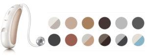 unitron-stride-color-chart