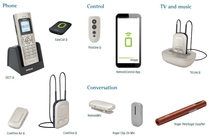 Phonak Accessories